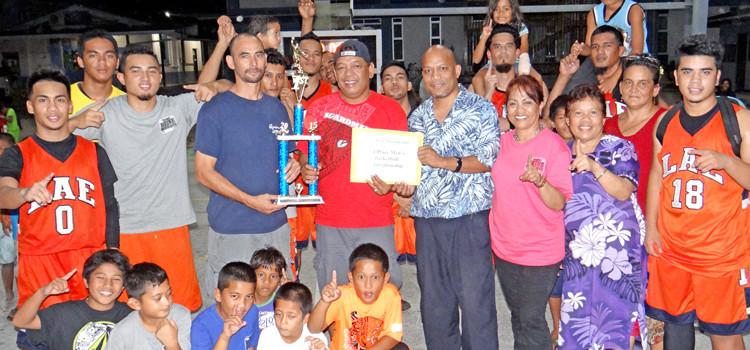 Lae wins 15th BOMI shootout