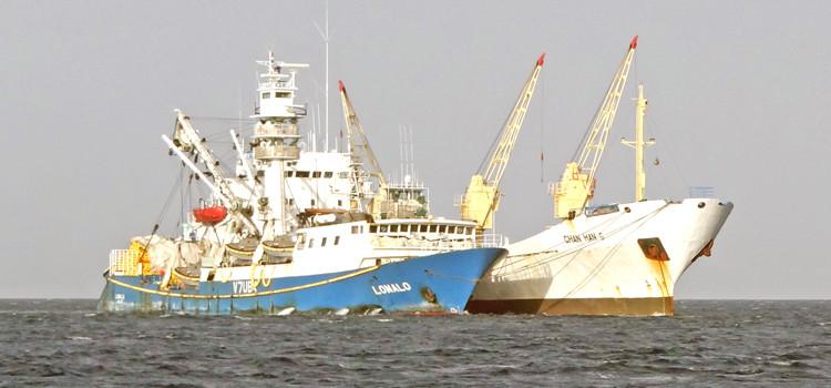 Lomalo rescues fishermen
