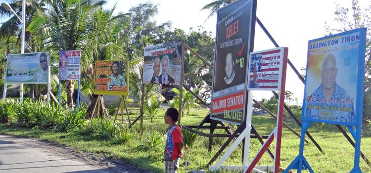 Kwajalein is key battleground