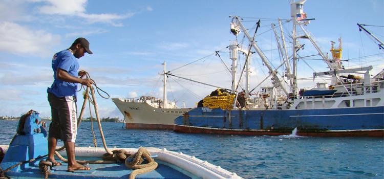 US quits fish treaty