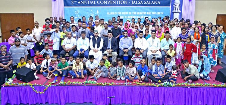 Ahmadiyya holds 2nd Jalsa