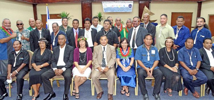 Mayors elect Ota Kisino president