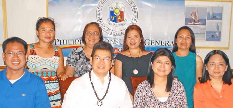 FAMI helps PI Consul at big event