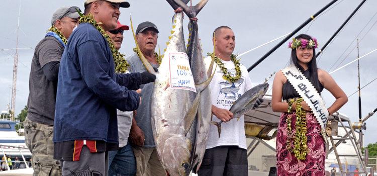 Lots of marlin at fish tourney