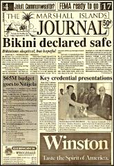 Bikini declared safe
