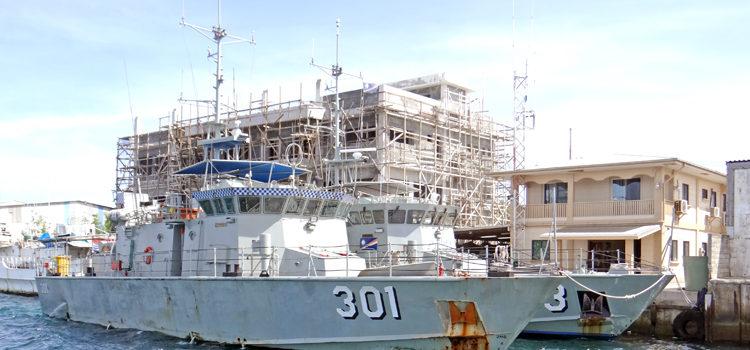 Kiribati, RMI joint sea patrol