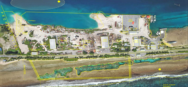 Major fisheries facility proposed