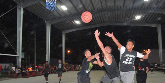 MCHS beats Majuro's best