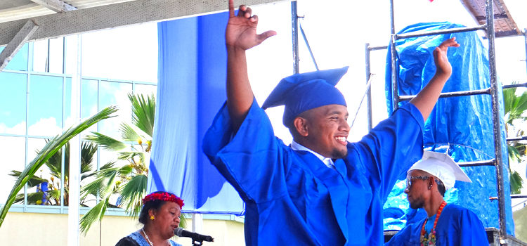 RMI sees big and small graduations