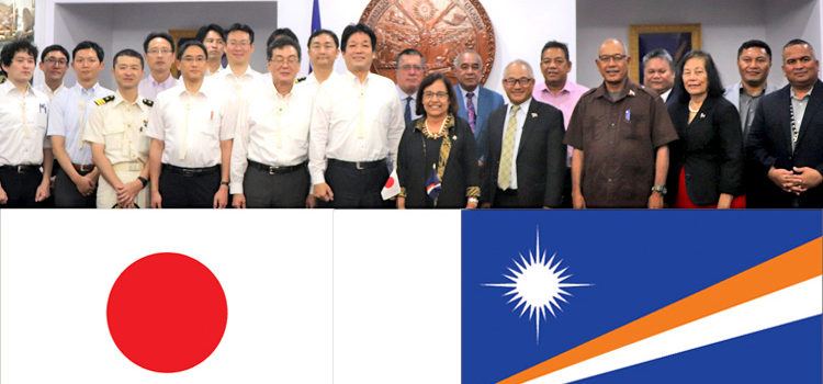 Japan-RMI high-level talks