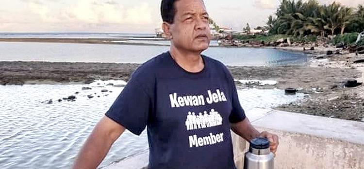 'He was Kewan Jela'